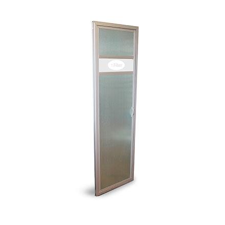 Porta para Sauna em Alumínio
